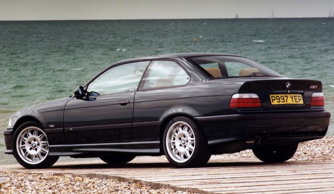 Фото BMW M3 E36 Coupe