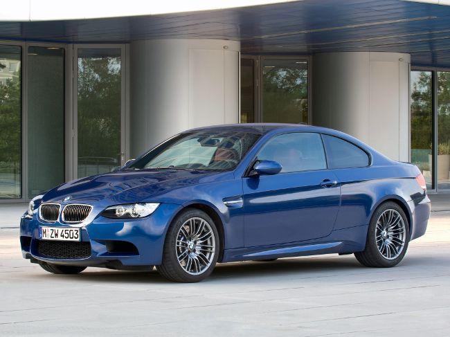Фото BMW M3 E92 Coupe
