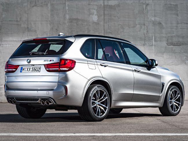 Фото BMW X5 M F85