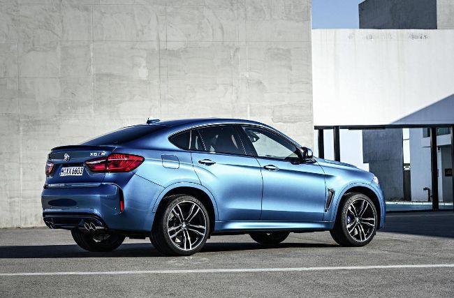 Фото BMW X5M F86