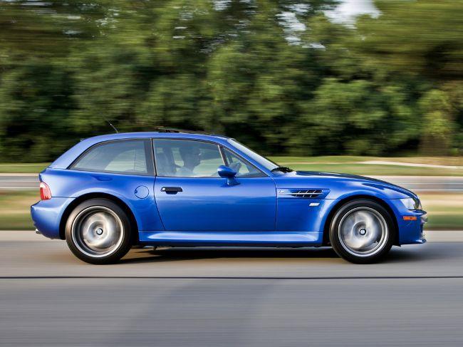 Фото BMW Z3M Coupe E36-8S