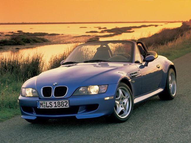 Фото BMW Z3M Roadster E36-7S