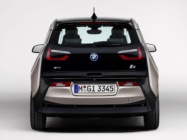 Фото BMW i3 - i01