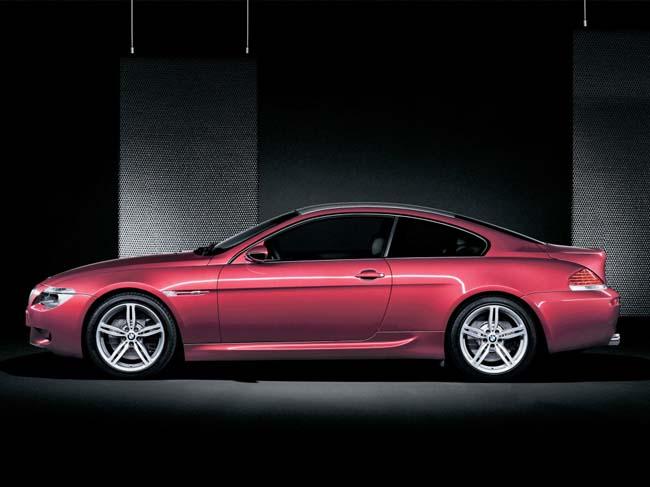 2-е поколение BMW M6 - E63