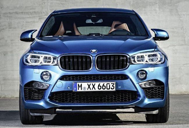 2-е поколение BMW X6 M в кузове F86