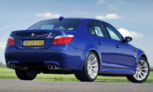 BMW М5 в кузове E60S