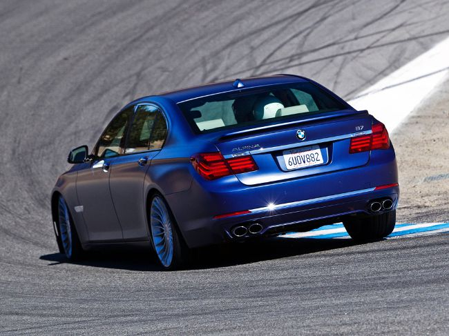 BMW Alpina B7 Bi-turbo как замена для M7