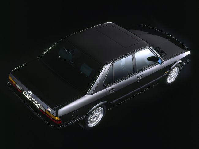 BMW E28 - 2-е поколение M5