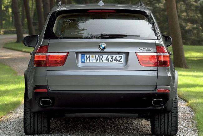 BMW E70 - 2-я генерация X5