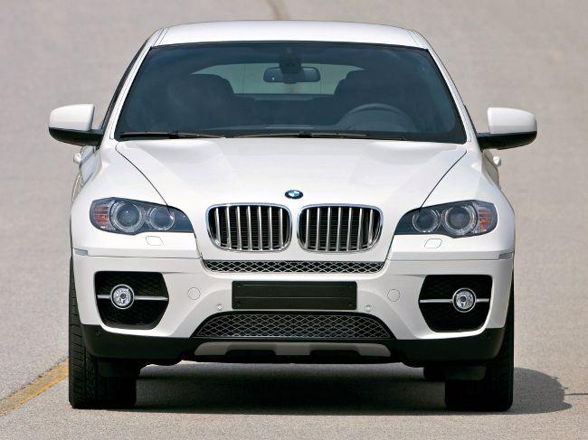 BMW E71 - первое поколение X6-го
