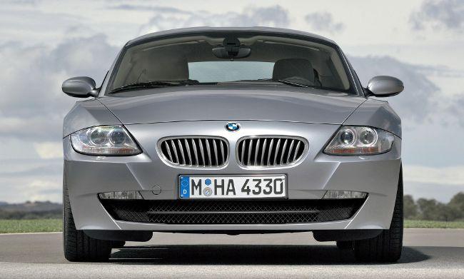 BMW E86 - первый купе Z4