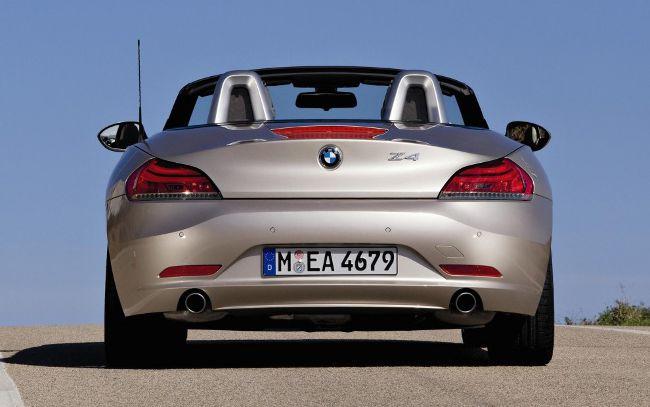 BMW E89 - родстер Z4 2-го поколения
