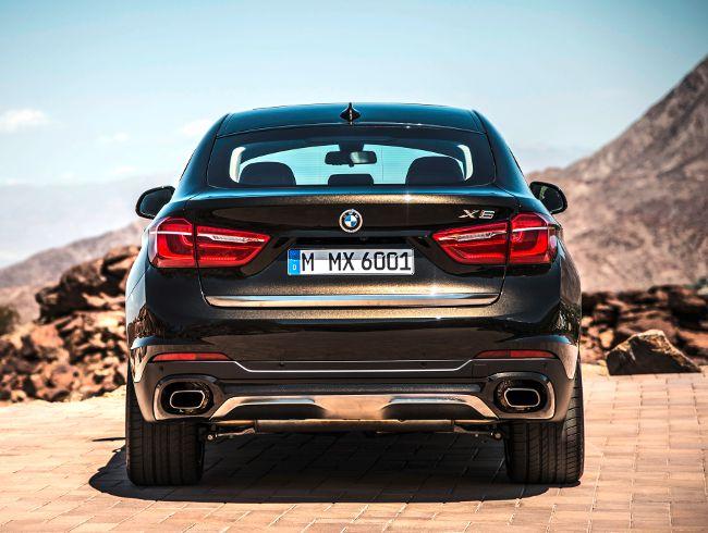 BMW F16 - 2-е поколение X6-го