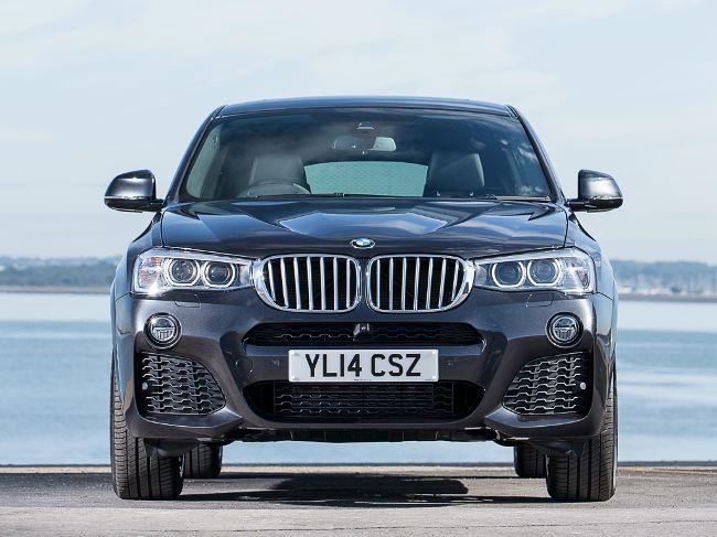 BMW F26 - первый X4-й