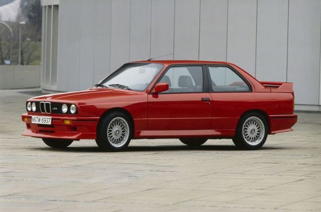BMW M3 E30 Evolution I Coupe
