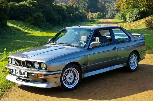 BMW M3 E30 Evolution II Coupe