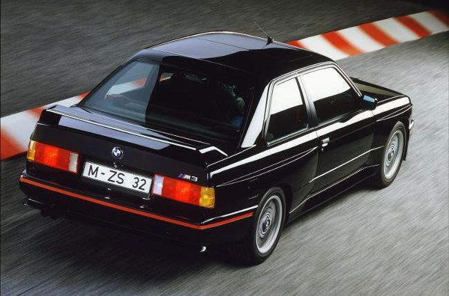 BMW M3 E30 Sport Evolution Coupe