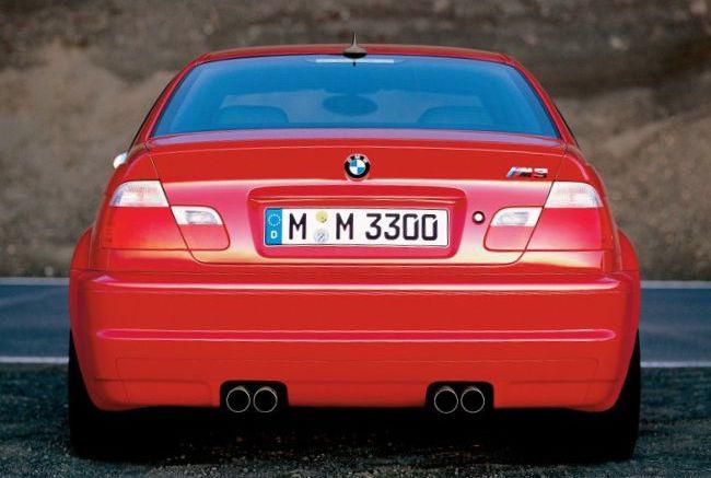 BMW M3 E46 Coupe - имела большой успех