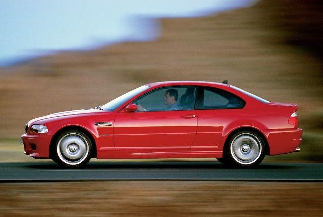 BMW M3 E46 Coupe - самая популярная модель