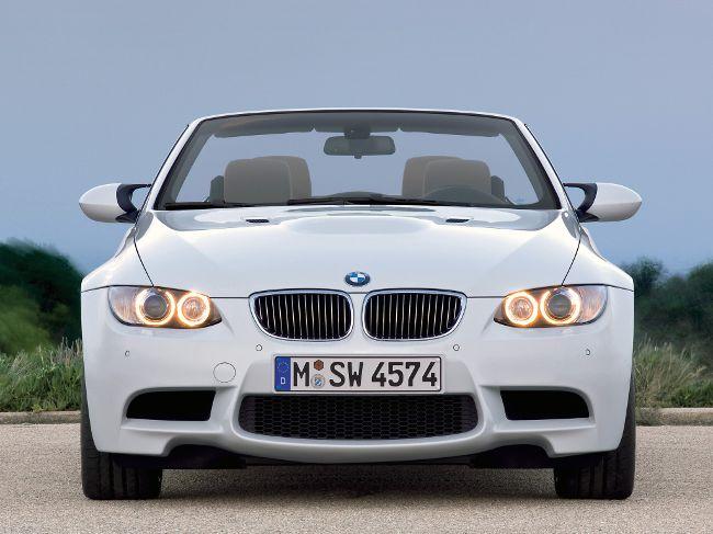 BMW M3 E93 в кузове кабрио