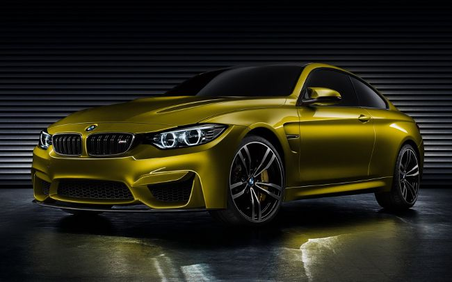 BMW M4 Coupe Concept-Car
