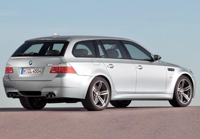 BMW M5 Touring E61S - 2-е поколение универсалов