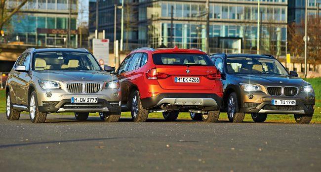 BMW X1 - компактный кроссовер X серии