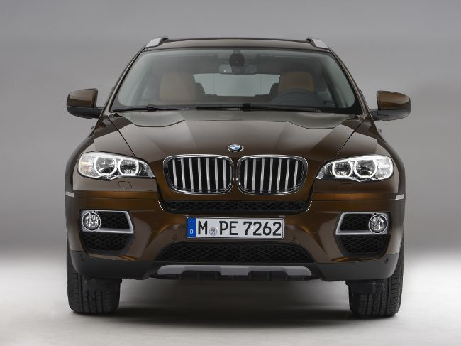 BMW X6 E71 - после обновления