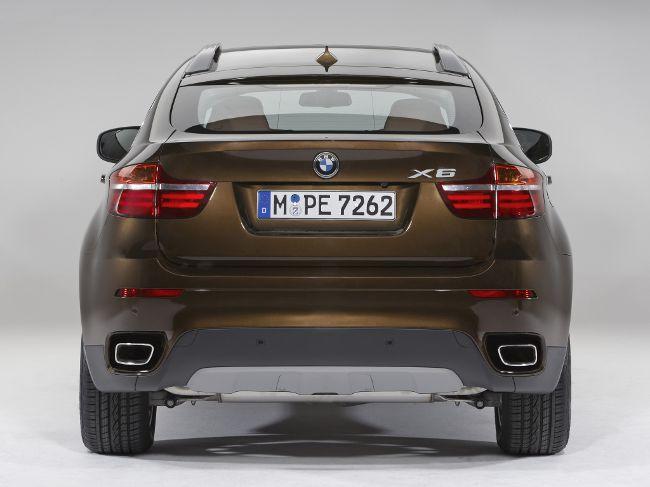 BMW X6 E71 - после рестайлинга