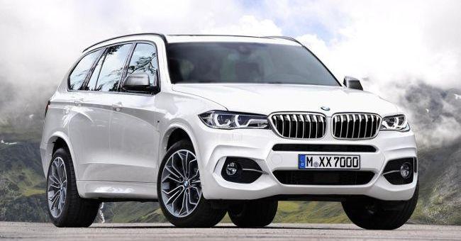 BMW X7 - 2018