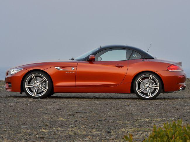 BMW Z4 E89 LCI 2013