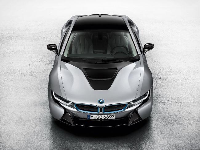 BMW i8 получил внутренний номер - i12