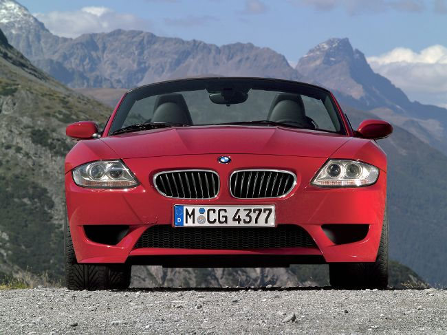 Photo BMW M Z4 Roadster E86