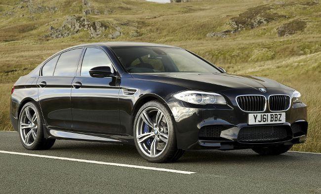 Photo BMW M5 F10 S