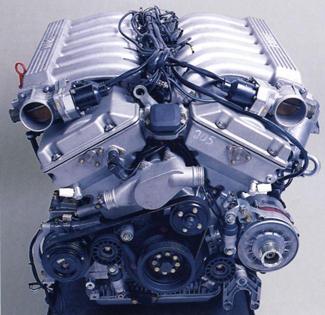 Двигатель BMW M72 - история