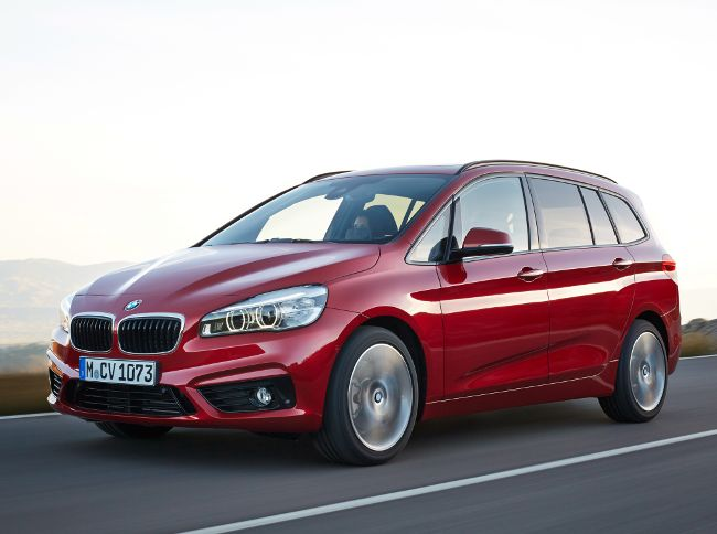 BMW F46 Gran Tourer 2 Series - фото
