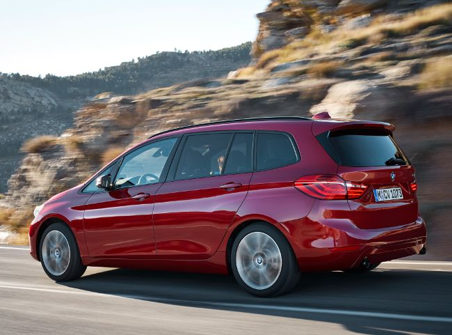 BMW Gran Tourer F46 2 Series - фото