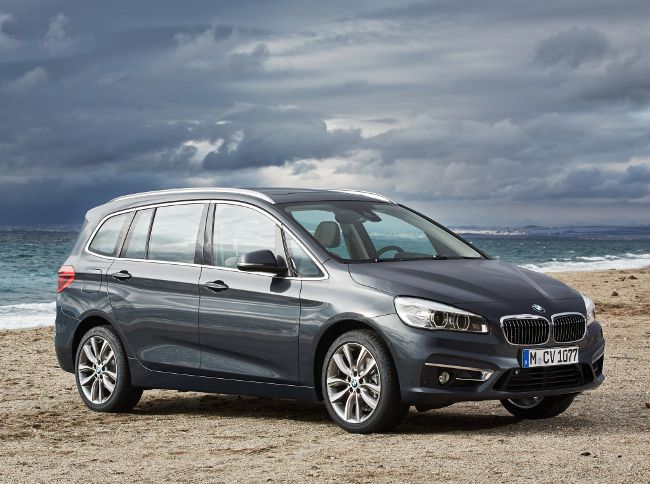 BMW Gran Tourer F46 2 Series Luxury