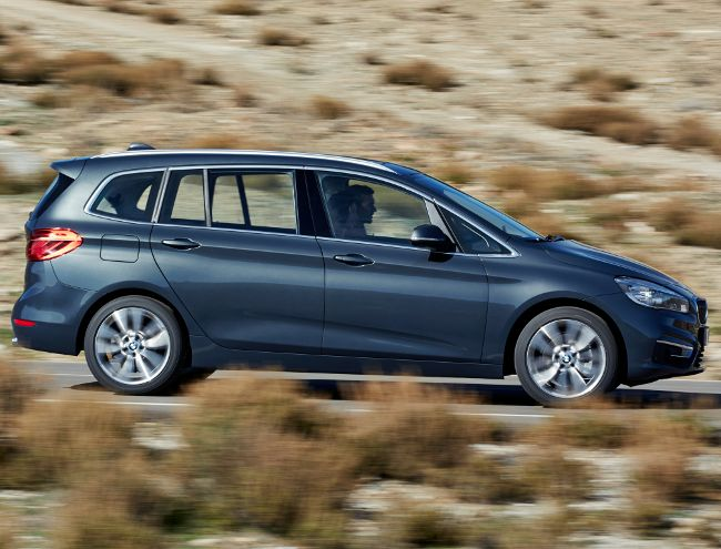 Photo BMW Gran Tourer F46 2 Series