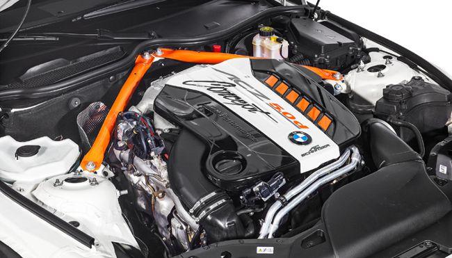 Двигатель BMW Z4 AC 50d - N57