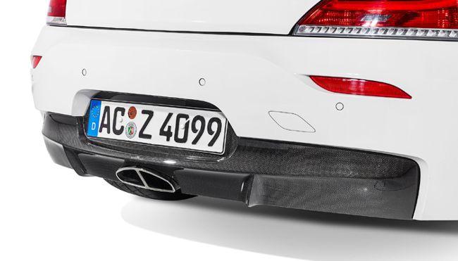 Диффузор BMW ACZ4 5.0d