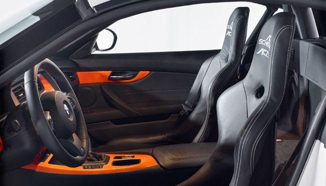 Салон BMW ACZ4 5.0d