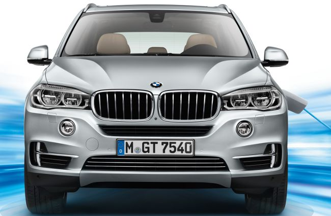 BMW X5 Plugin Hybrid xDrive40e F15