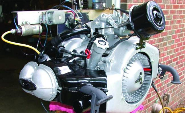 Двигатель БМВ М102