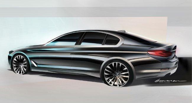 Дизайнерское-творение-BMW-G30-5-Series-2017