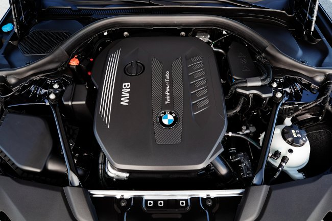 Дизельный-мотор-BMW-G30