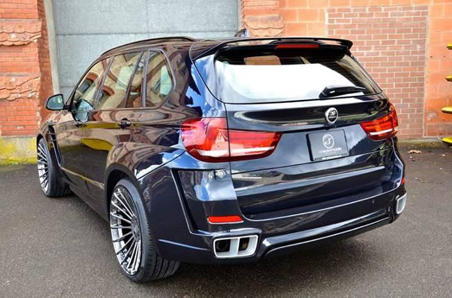 BMW M50d F15 - тюнинг DS