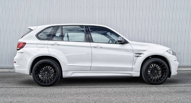 BMW X5 F15 HAMANN - DS White