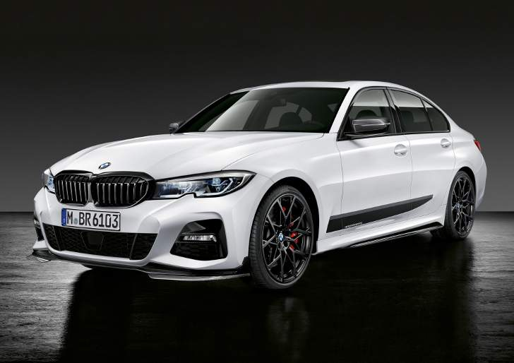 BMW G20 3 Series M Performance - foto