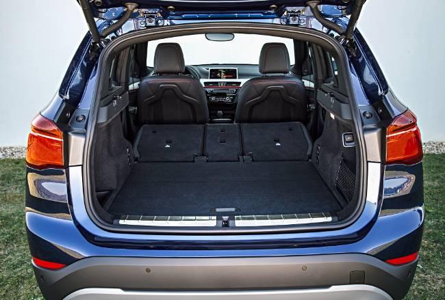 Багажник БМВ Х1 Ф48